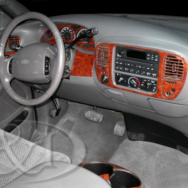 B I Ford F 150 2000 2d Full Dash Kit
