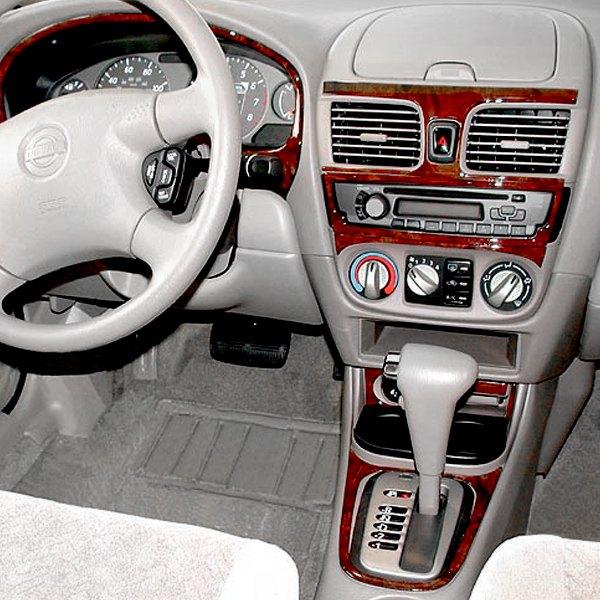 B&I® - Nissan Sentra 2004 2D Full Dash Kit