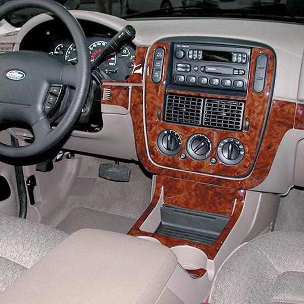 B I Ford Explorer 2005 2d Large Dash Kit