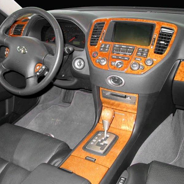 Bi Infiniti M45 2003 2d Large Dash Kit