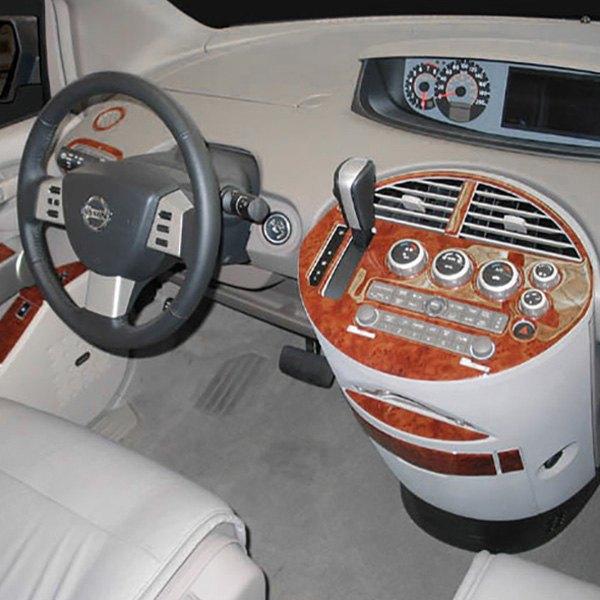 Bi Nissan Quest 2004 2d Small Dash Kit