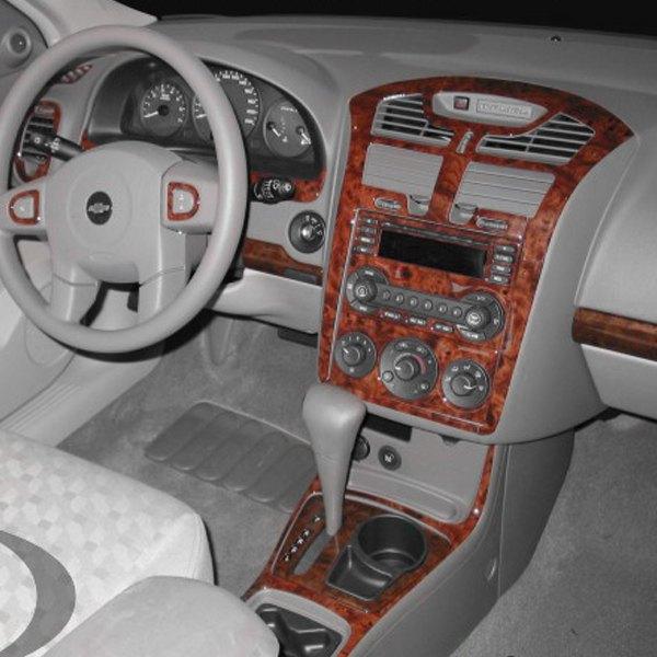 Chevy Malibu 2004 2D Large Dash Kit