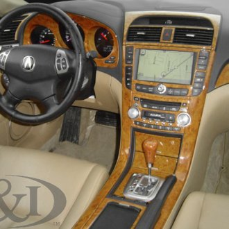 Acura TL Custom Dash Kits CARiDcom - 2005 acura tl dash kit