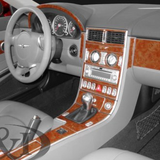 chrysler crossfire custom interior. bu0026i 2d full dash kit chrysler crossfire custom interior