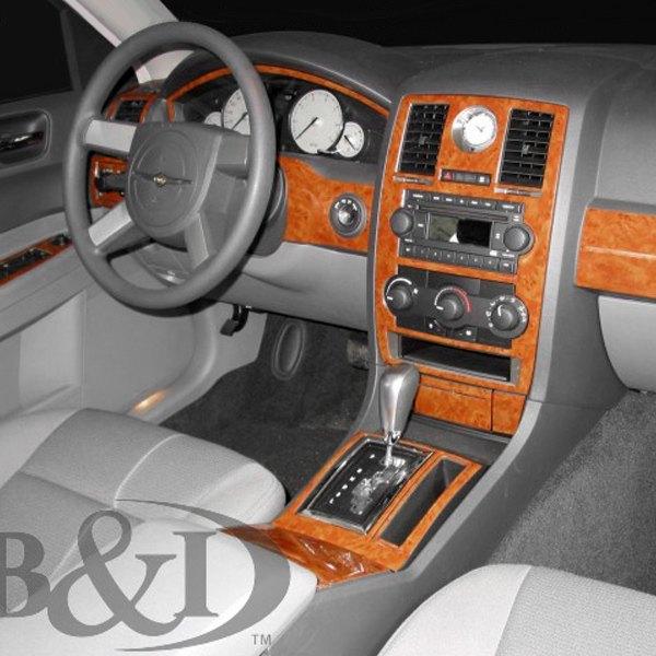 Bi Chrysler 300 300c 2006 2d Small Dash Kit