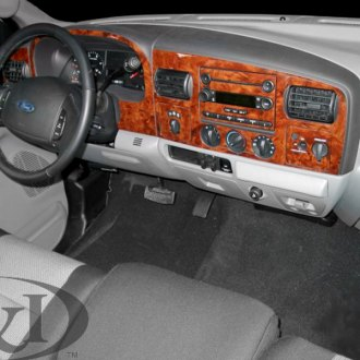 oncar wd566d_6 2006 ford f 350 custom dash kits carid com  at creativeand.co