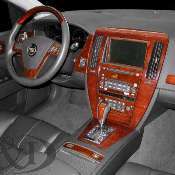 Cadillac Stsv: Cadillac STS / STS-V 2006 2D Full Dash Kit