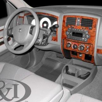 2006 Dodge Dakota Color Dash Kits Interior Trim