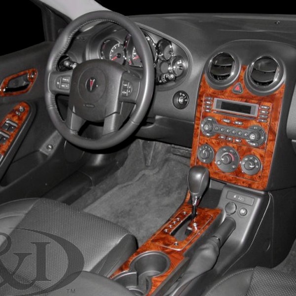 B Amp I 174 Pontiac G6 2005 2008 2d Full Dash Kit