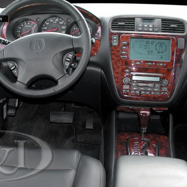 Acura MDX 2005 2D Small Dash Kit