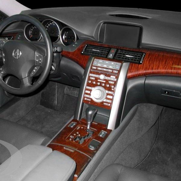 Acura RL 2008 2D Full Dash Kit