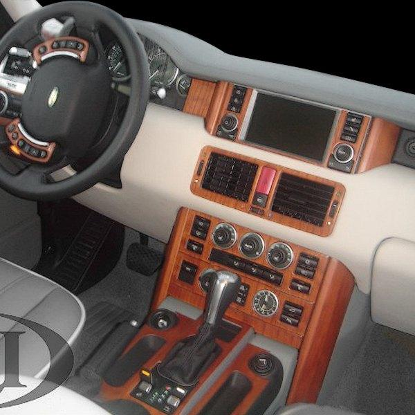 2003 Land Rover Range Rover Interior