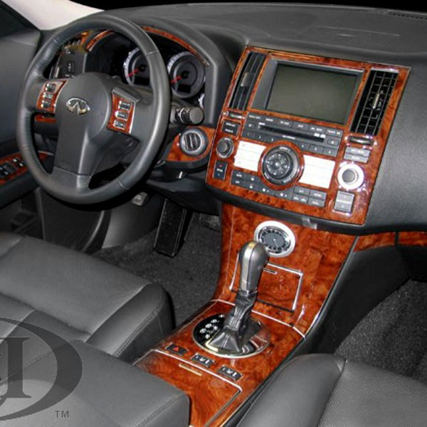 2008 infiniti fx dash owners manual fits infiniti fx35 - Infiniti fx35 interior accessories ...