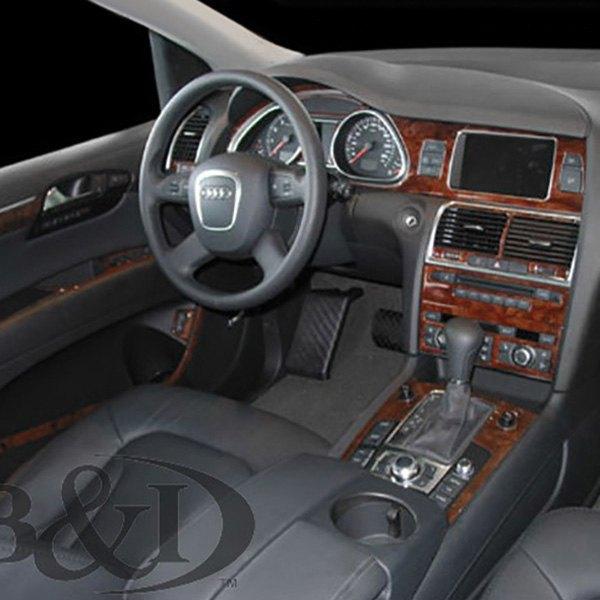 Audi Q7 2007-2015 2D Main Dash Kit