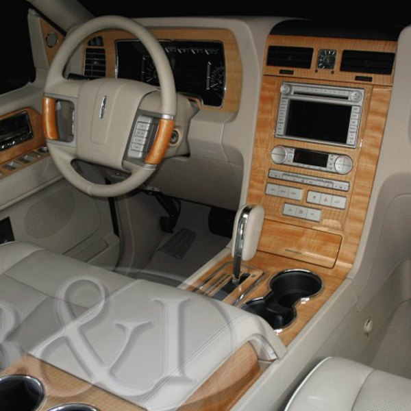 B I Lincoln Navigator 4wd Awd 2007 2008 2d Small Dash Kit