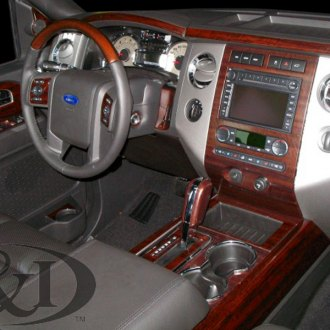 2008 Ford Expedition Wood Dash Kits