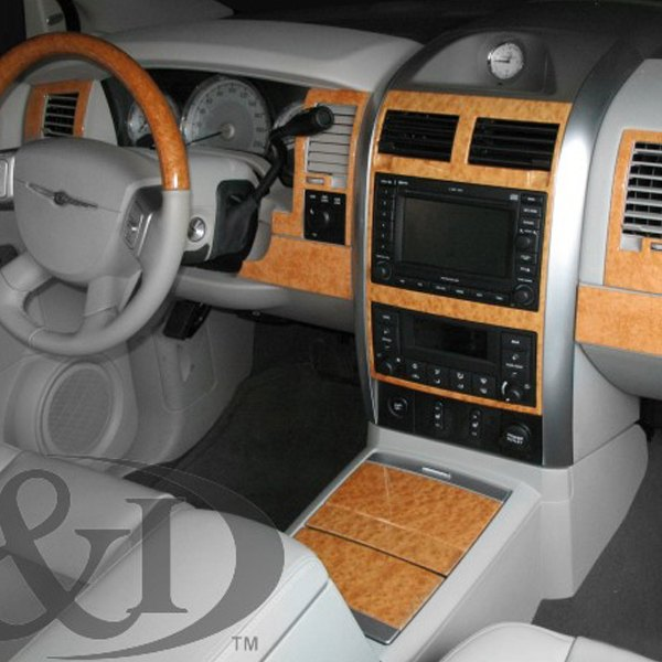 Chrysler Aspen 2007 2D Full Dash Kit