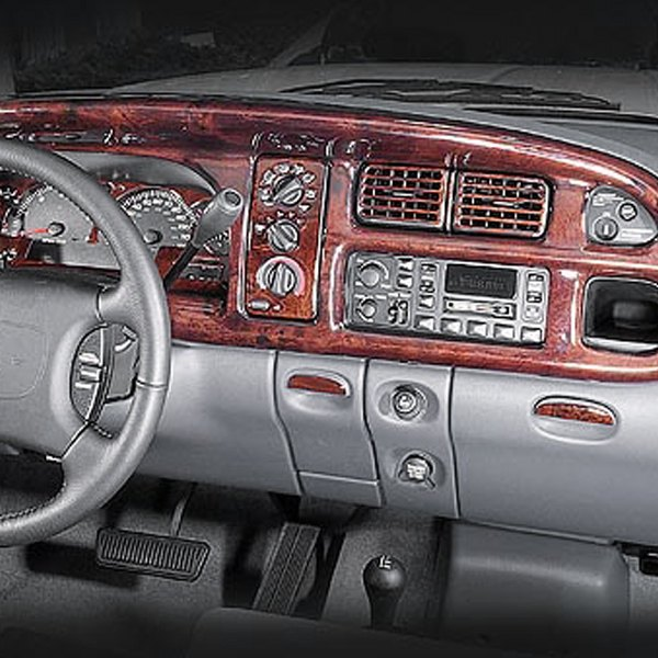 B i dodge ram 2000 combo full dash kit - Dodge ram interior replacement parts ...