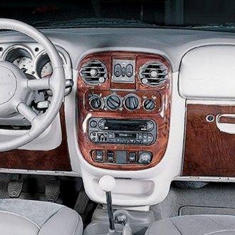 Chrysler pt cruiser dash kits wood carbon fiber aluminum carid bi 3d molded dash kit publicscrutiny Gallery