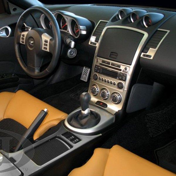 B I Nissan 350z Standard Transmission 2007 2d Full Dash Kit
