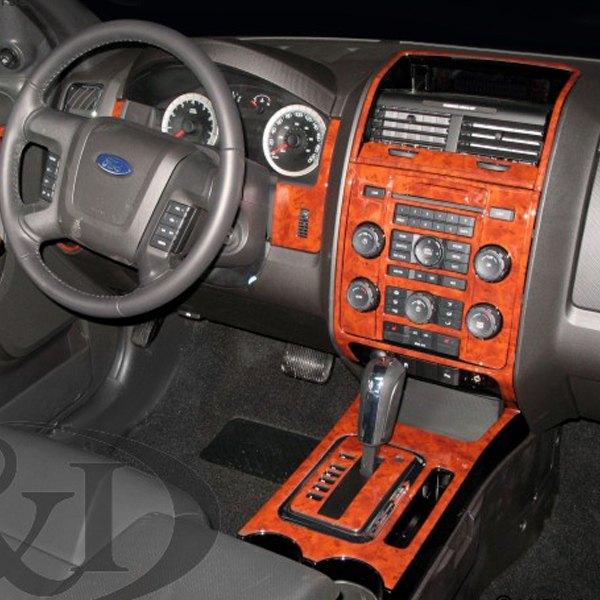 B I 2d Platinum Silver Small Dash Kit 22
