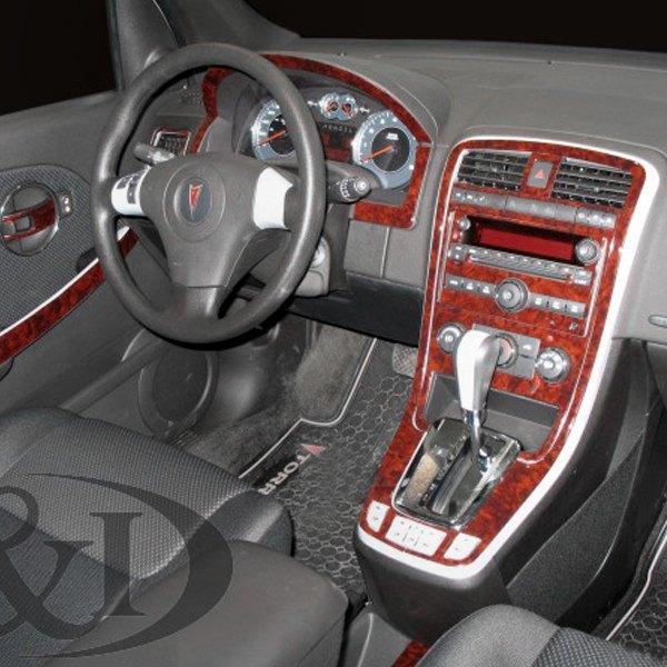 B I Chevy Equinox 2008 2d Full Dash Kit