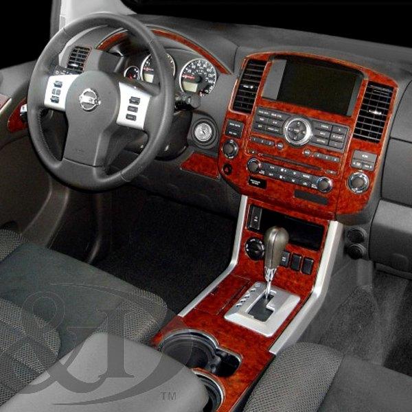 Get Nissan Pathfinder Interior 2010