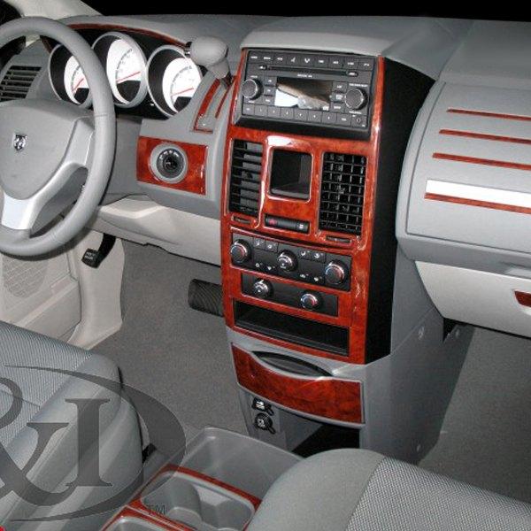 2008 Dodge Grand Caravan: Dodge Grand Caravan 2008-2010 2D Full Dash Kit