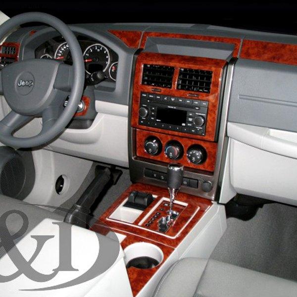 2004 Jeep Liberty Interior: Jeep Liberty Interior Accessories