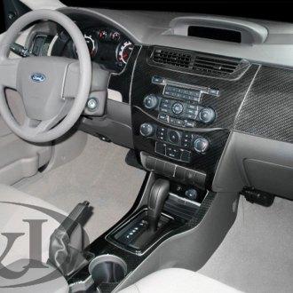 2009 Ford Focus Color Dash Kits Interior Trim