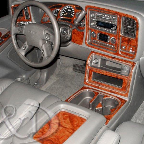 2005 Gmc Yukon Xl 1500 Interior: Chevy Avalanche 2005 2D Small Dash Kit
