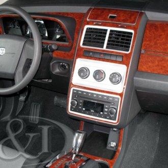 2010 dodge journey color dash kits interior trim - 2010 dodge charger interior trim ...