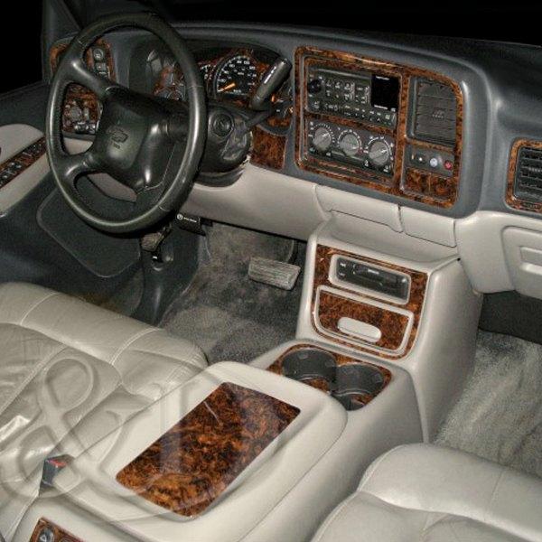 Bi Chevy Suburban 2002 2d Small Dash Kit