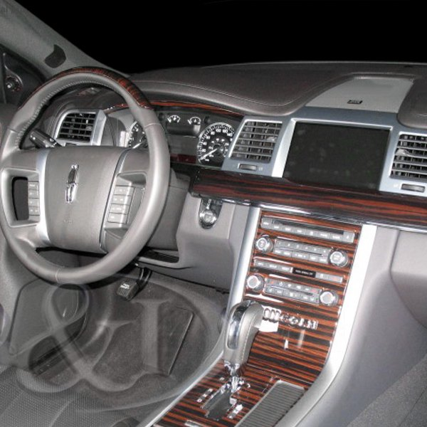 Lincoln Mks Parts: Lincoln MKS 2009 2D Large Dash Kit
