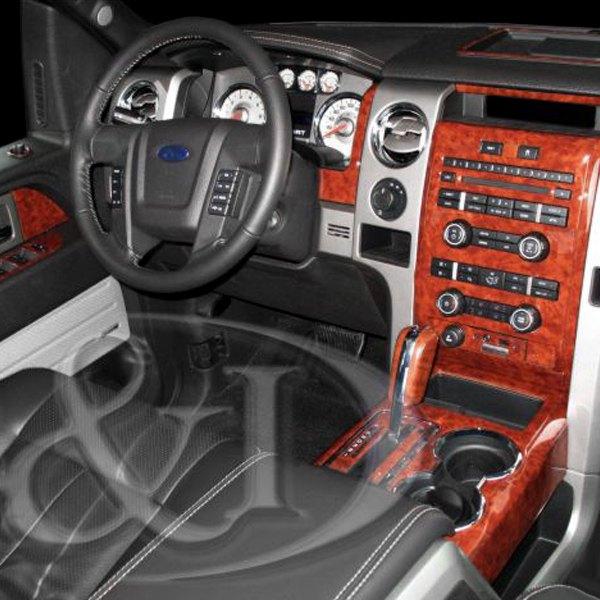 B i ford f 150 w o navigation 2013 2d main dash kit - 2013 ford f 150 interior accessories ...