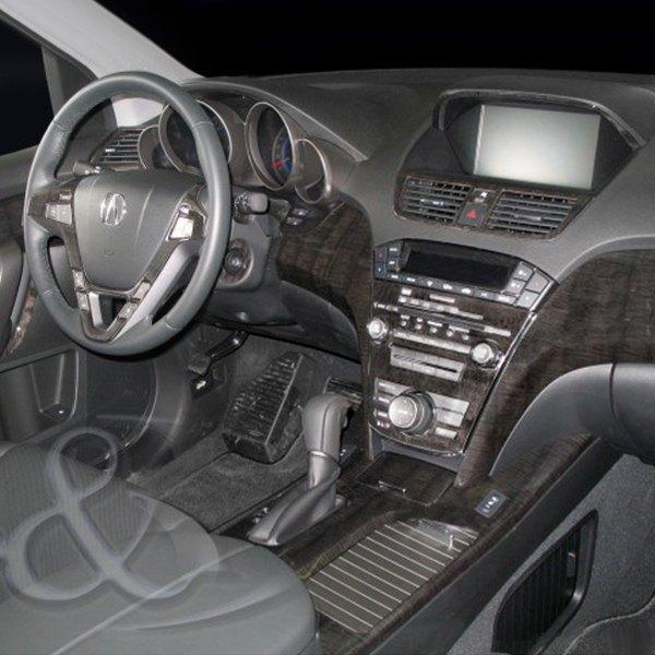 Acura Mdx 2008 Interior Photos
