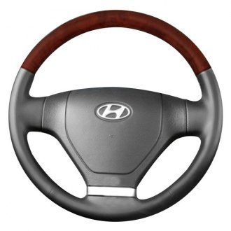 B&I® - Premium Design 3 Spokes Steering Wheel