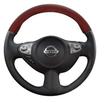 B&I® - Premium Design Steering Wheel with Insert on Top