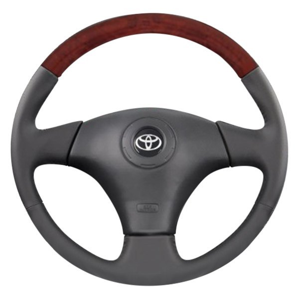 B I Premium Design Steering Wheel Beige Tan Leather And Factory Match