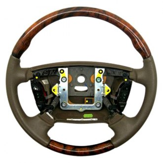B&I® - Premium Design 4 Spokes Steering Wheel