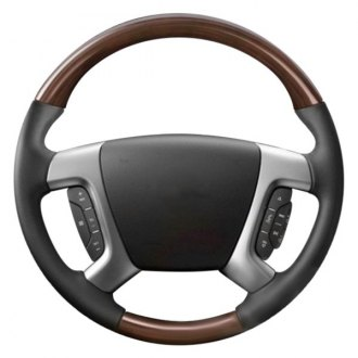 B&I® - Premium Thumb-Grip Design Steering Wheel