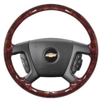 B&I® - Woodgrain Design Steering Wheel