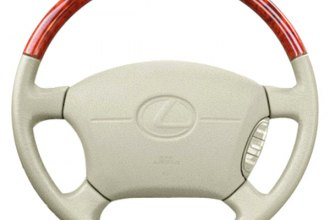 B&I® - Steering Wheel with Earth Leather
