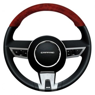 B&I® - Premium Design Steering Wheel with on Top