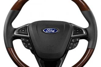 B&I® - Steering Wheel with Cashmere Leather