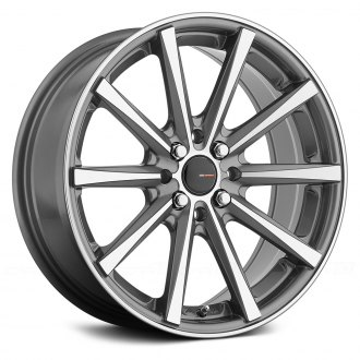 BIG BANG® - BBS30 Gloss Gray with Machined Face