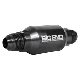Big End Performance® - Billet In Line Street Filter