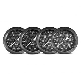 Big End Performance® - Carbon Fiber Look Pressure Gauge