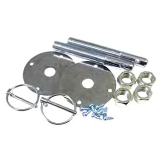 Big End Performance® - Flip Over Hood Pin Kit