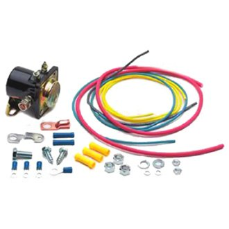 Big End Performance® - Starter Solenoid Relocation Kit